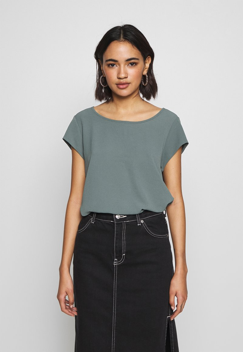 ONLY - ONLNOVA  - Blouse - balsam green
