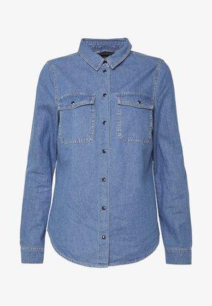 ONLSASSY  POCKET - Overhemdblouse - medium blue