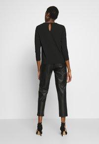 ONLY - ONLMONNA - Long sleeved top - black - 2