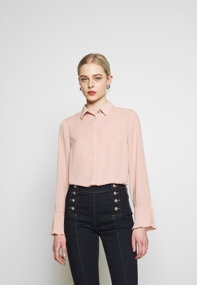 ONLNILLA - Button-down blouse - misty rose