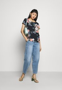 ONLY - ONLFIRST ONE LIFE - Blouse - night sky/charlotte - 1