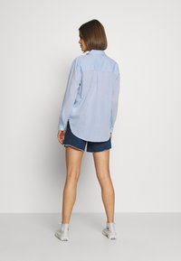 ONLY - ONLHALLY LIFE - Blouse - medium blue denim - 2