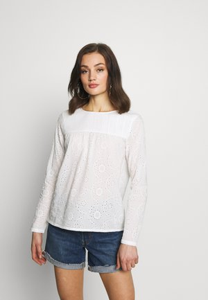 ONLROCELLA LIFE  - Blusa - cloud dancer