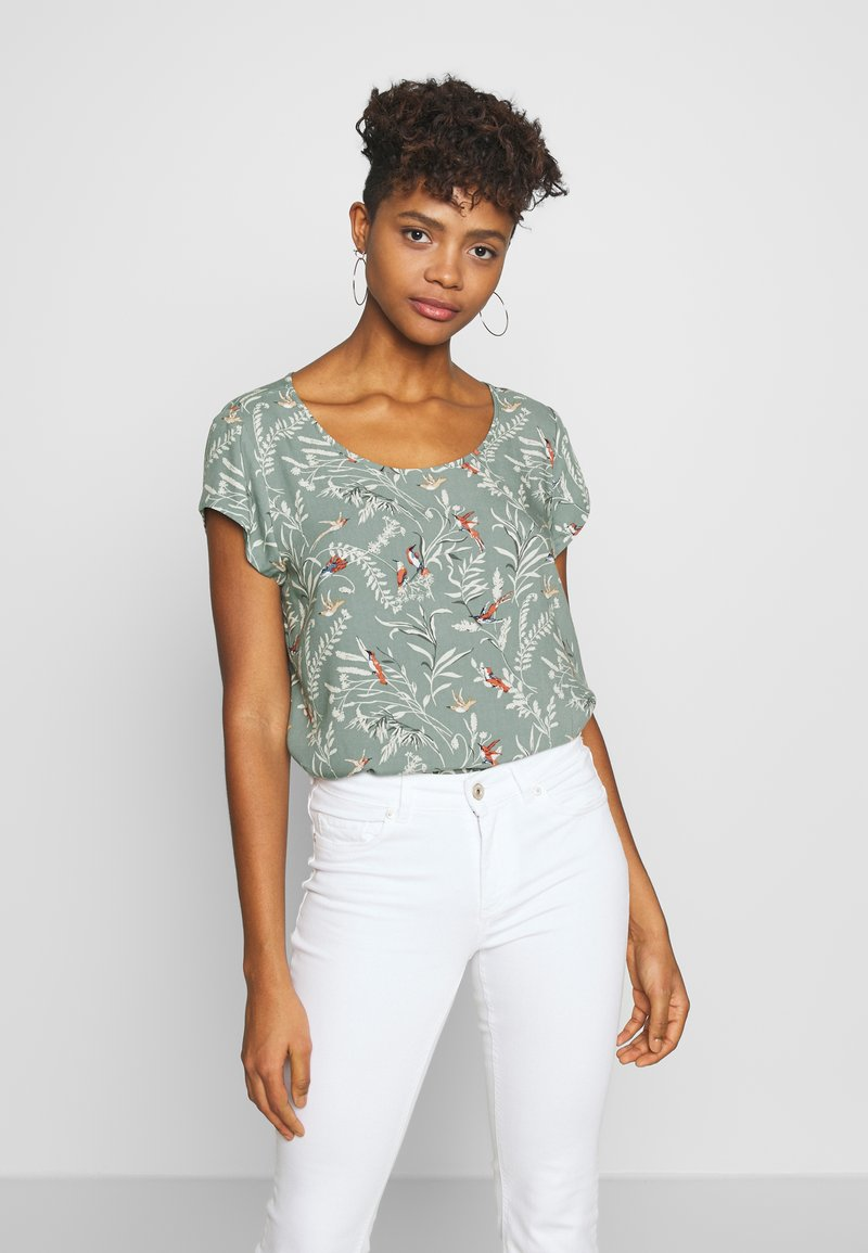ONLY - ONLNOVA LIFE  - Blouse - chinois green