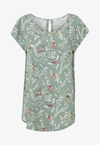ONLY - ONLNOVA LIFE  - Blouse - chinois green - 3