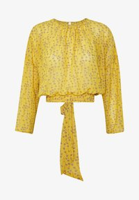 ONLY - ONLSUNNY BLOUSE - Bluser - misted yellow - 5