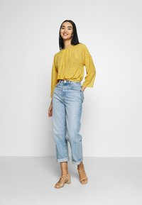 ONLY - ONLSUNNY BLOUSE - Bluser - misted yellow - 1