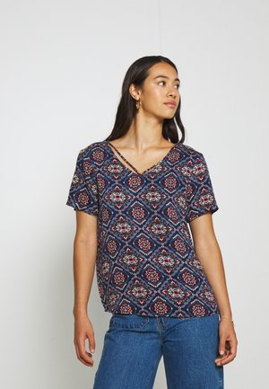 ONLALMA LIFE STRING - Blouse - night sky/spirit