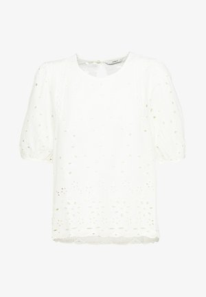 ONLAMABEL - Blouse - white