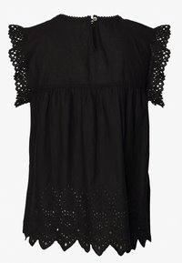ONLY - ONLSABRYNA LYRIC TOP - Bluser - black - 1
