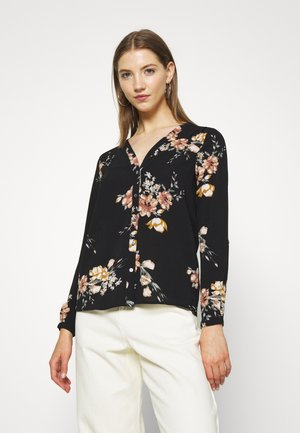 ONLNOVA LUX  - Blouse - black
