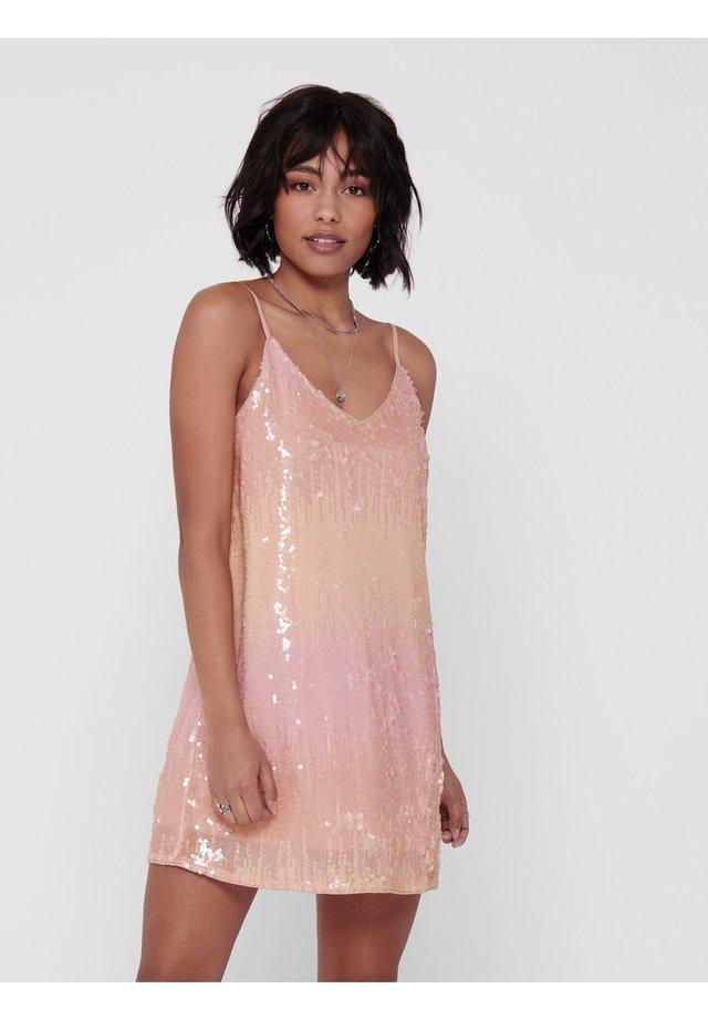 Korte jurk - seedpearl