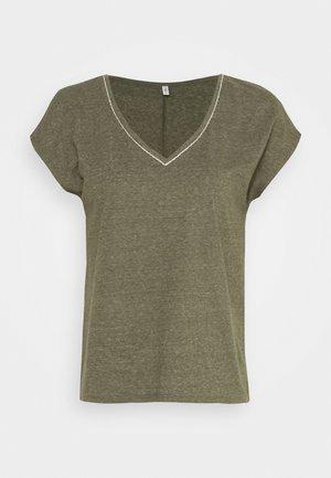ONLNOORA LIFE  - Basic T-shirt - kalamata