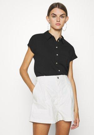 ONLMIMI CAPSLEEVE - Camicia - black