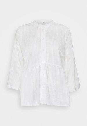 ONLCHICAGO LIFE BLOUSE - Bluse - white