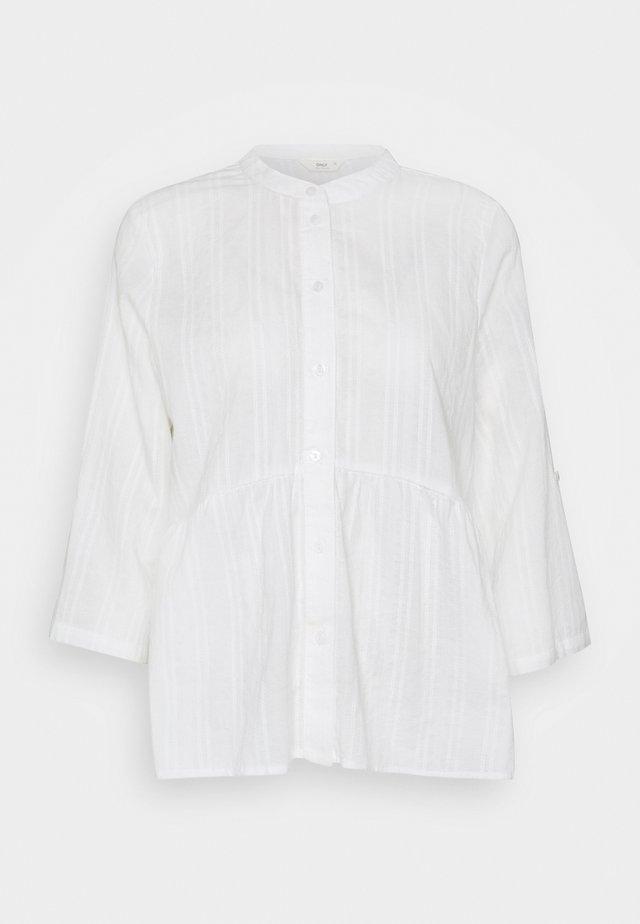 ONLCHICAGO LIFE BLOUSE - Blusa - white