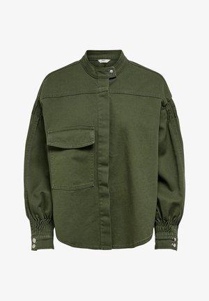 Button-down blouse - kalamata