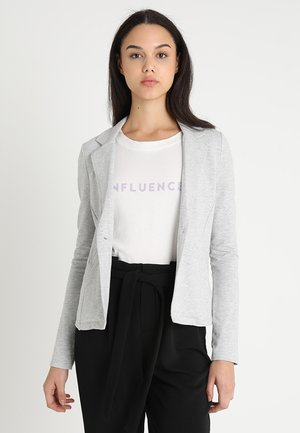 ONLSOFFY - Blazer - medium grey melange