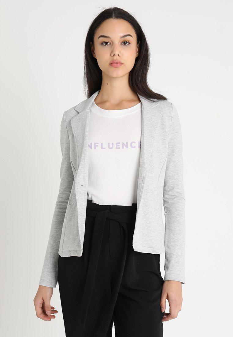 ONLY - ONLSOFFY - Blazer - medium grey melange