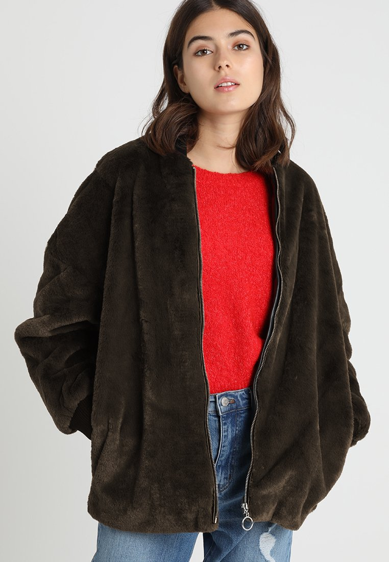 ONLY - ONLLIVA  - Winter coat - falcon