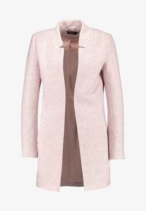 SOHO - Short coat - rose smoke