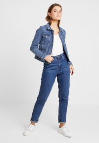 ONLY - ONLTIA - Veste en jean - medium blue denim - 1