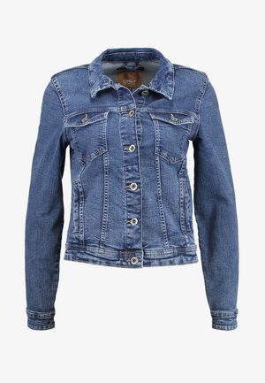 ONLTIA - Cowboyjakker - medium blue denim
