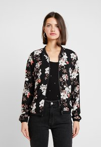 ONLY - ONLNOVA JACKET - Bomber bunda - black/jalene - 0