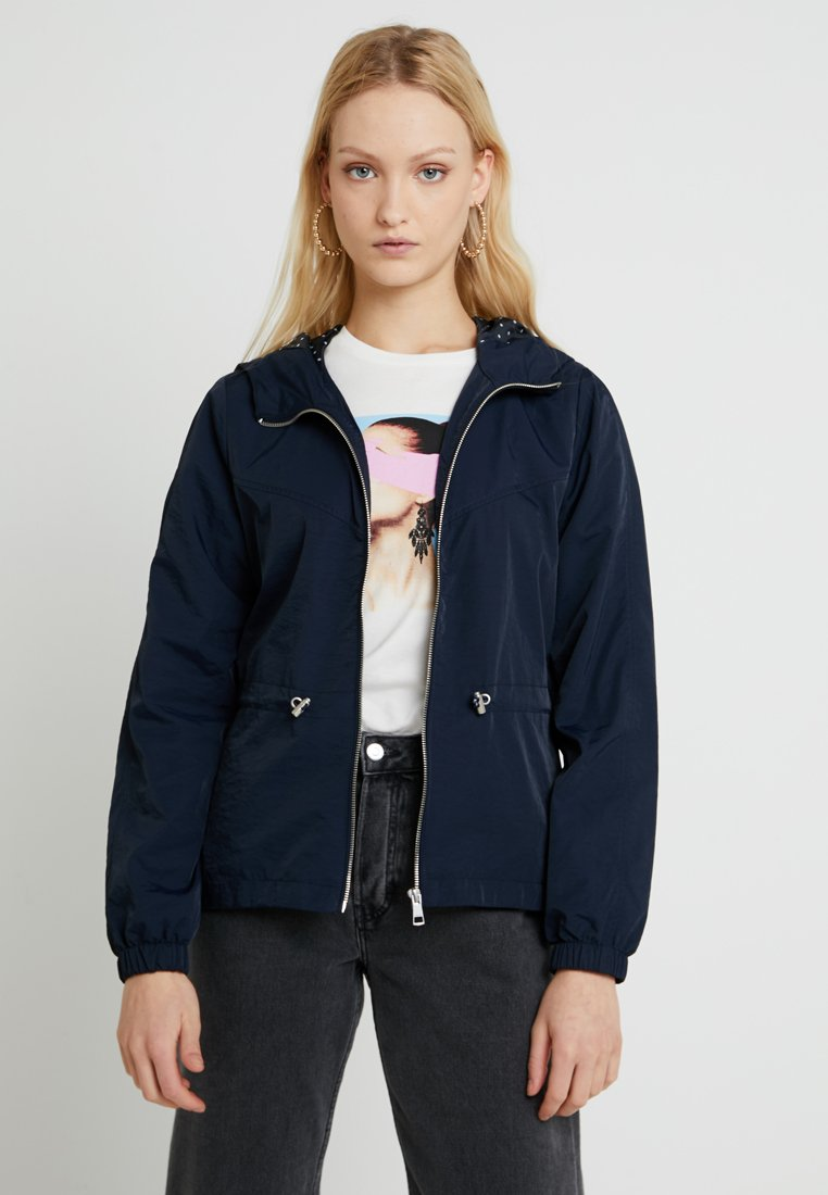 ONLY - ONLCORNELIA SPRING JACKET - Tunn jacka - night sky