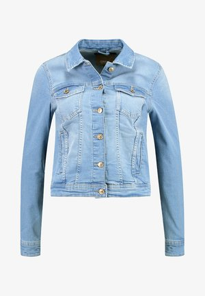 ONLTIA JACKET - Spijkerjas - light blue denim