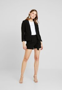 ONLY - ONYTINI FITTED - Blazer - black - 1