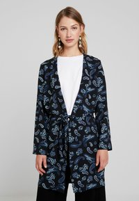 ONLY - ONLNOVA LUX COZIGAN - Summer jacket - night sky - 0
