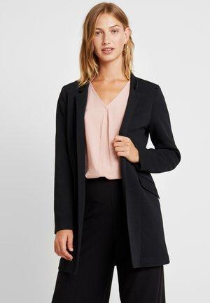 ONLLINDA COATIGAN - Short coat - black