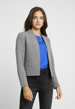ONLLINDA FITTED - Blazer - medium grey melange