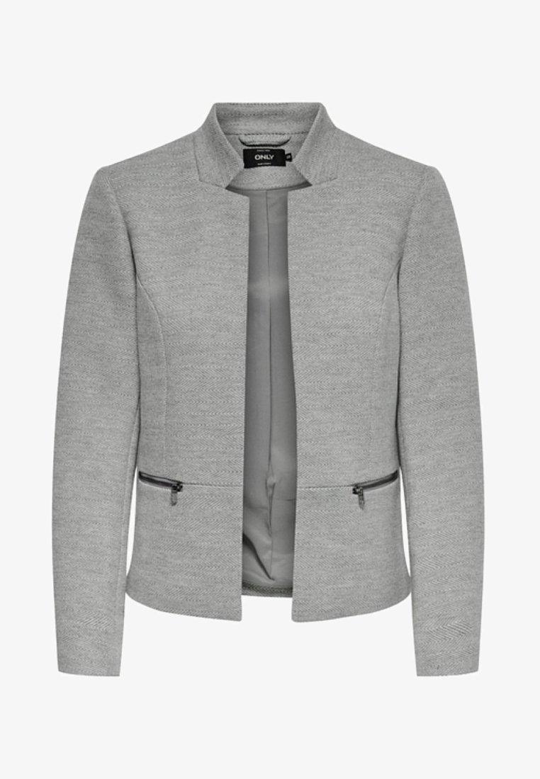 ONLY - ONLLINEA - Blazere - light grey melange