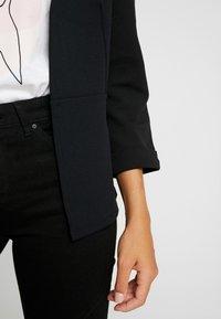ONLY - ONLSINEM JACKET - Blazer - black - 4