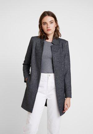 ONLONCY HANNI COATIGAN - Krátký kabát - black