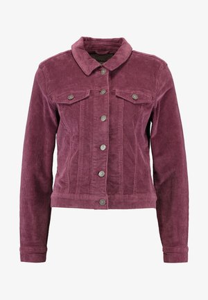 ONLTIA JACKET - Chaqueta fina - rose wine
