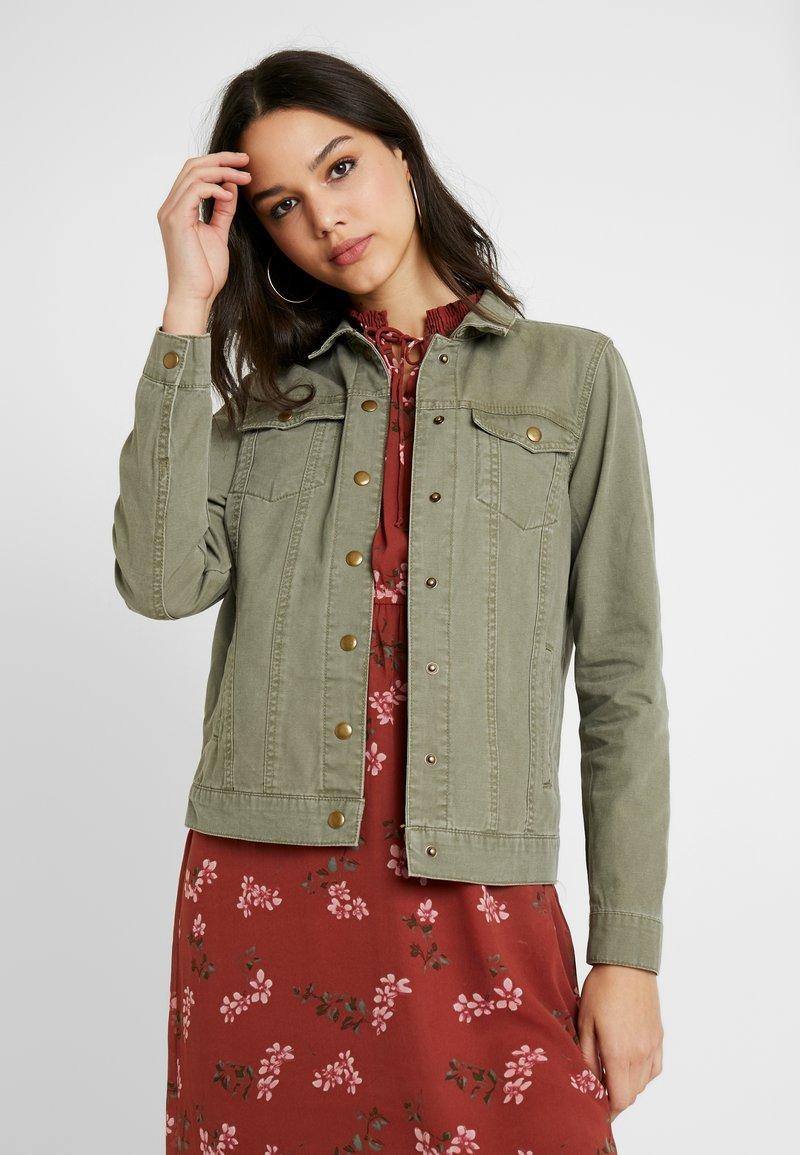 ONLY - ONLBRINDA JACKET - Denim jacket - kalamata