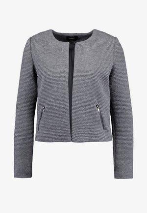 ONLMAUA JACKET - Blazer - dark grey melange