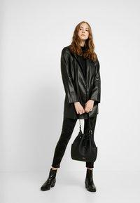 ONLY - ONLSOPHIA COAT - Short coat - black - 1