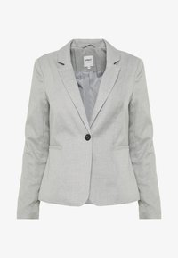 ONLY - ONLRITA - Blazer - light grey melange - 3