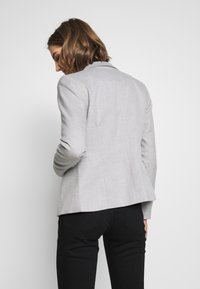 ONLY - ONLRITA - Blazer - light grey melange - 2
