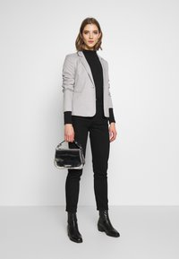 ONLY - ONLRITA - Blazer - light grey melange - 1