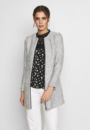 ONLMAYA COATIGAN - Krótki płaszcz - white