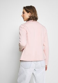 ONLY - ONLSAGA BUTTON - Blazer - rose smoke