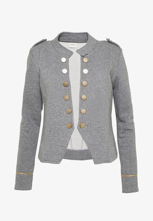 ONLANETTA - Blazer - medium grey melange