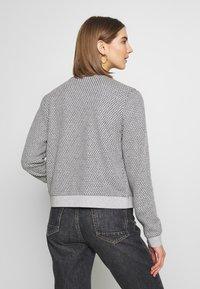 ONLY - ONLVIGGA  - Cardigan - light grey melange - 2