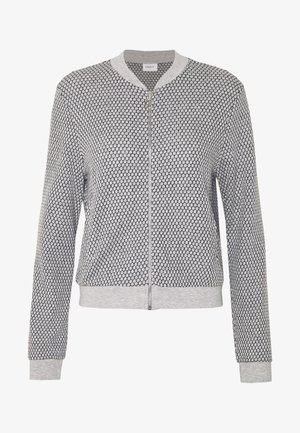ONLVIGGA  - Vest - light grey melange