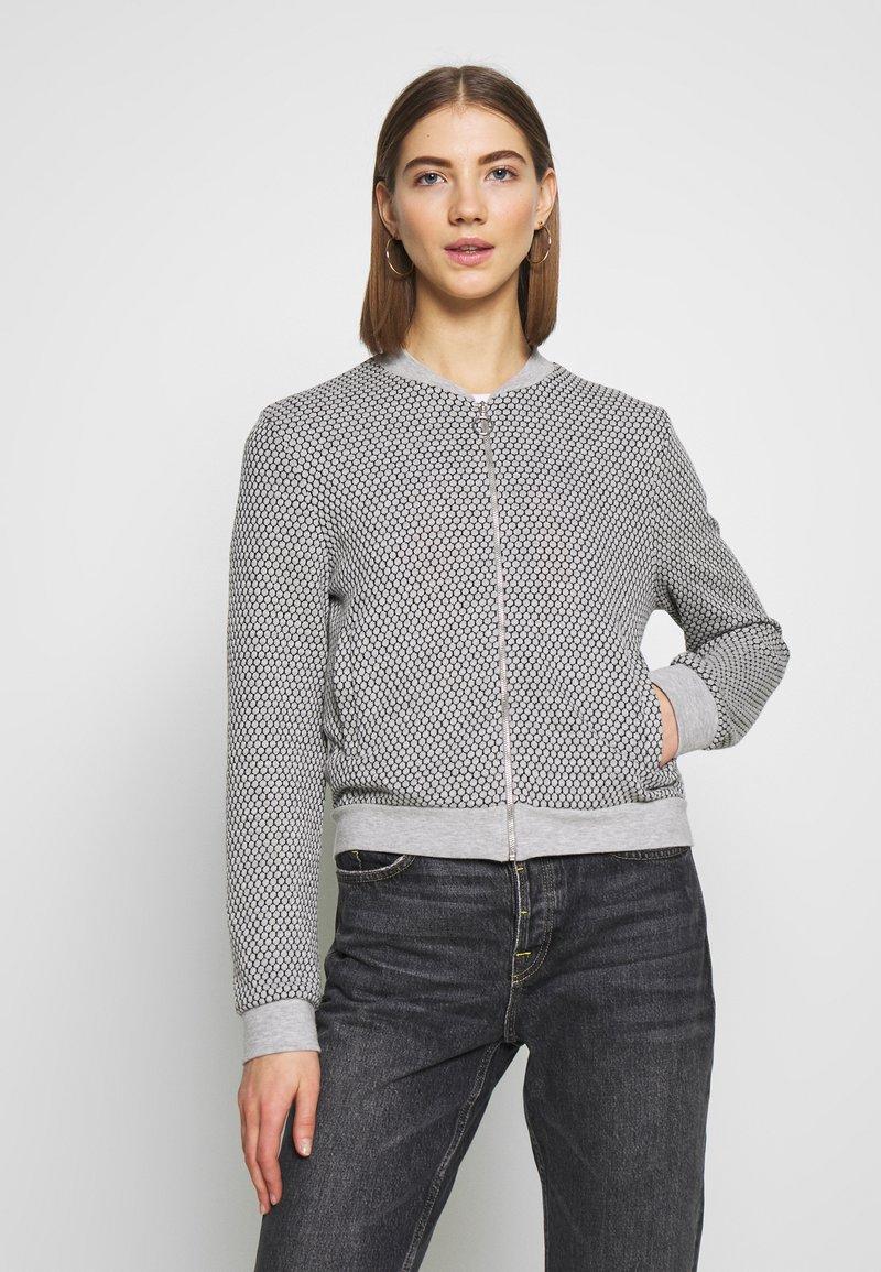 ONLY - ONLVIGGA  - Cardigan - light grey melange